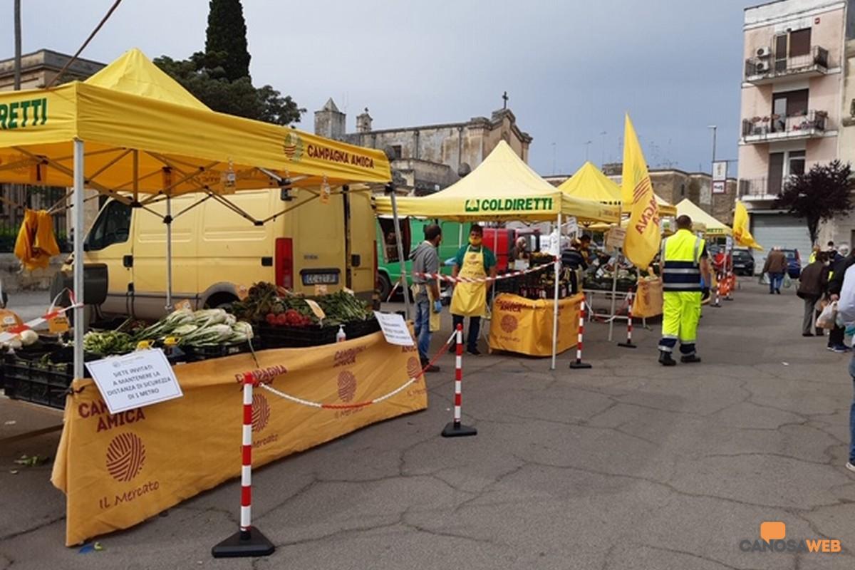 Mercato  Campagna Amica Coldiretti Puglia