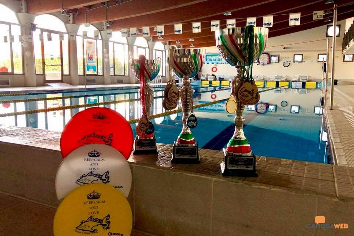 """12 ° Trofeo Master Aquarius - Premio CONI """"a Maruzzella"""""""