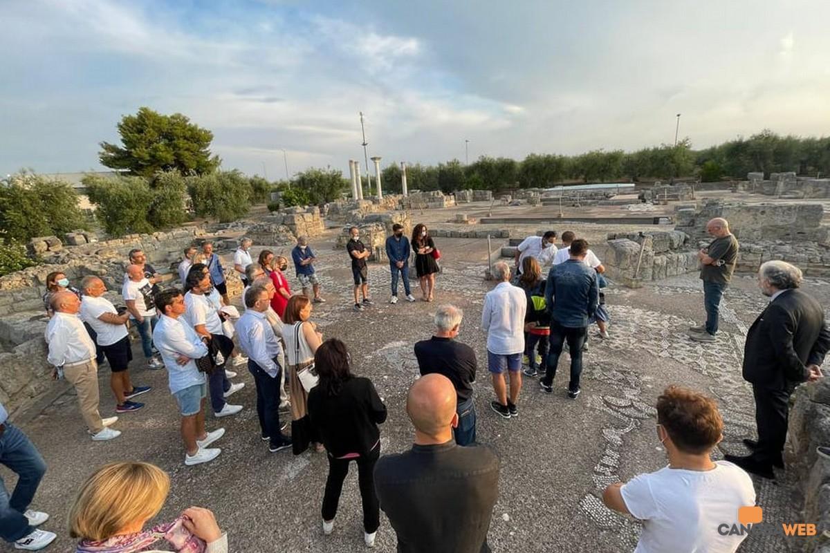 L'Atletica Pro Canosa riparte dall'archeologia