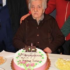 105 anni Nonna Lucia Fiore