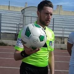 Arbitro Nicola De Tullio della Sezione di Bari