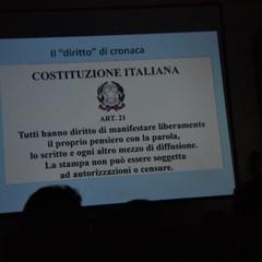 """Rotary Club Canosa - Convegno """"Fake news e corretta informazione"""""""
