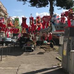 La tradizione delle Calze a Foggia
