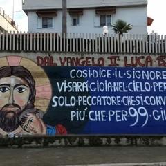 Barletta: Murales di Tony Milano