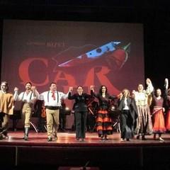 """""""Histoire de Carmen""""  con il soprano Monica Paciolla"""