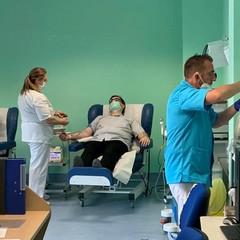 Giornata Straordinaria di Donazione Sangue-  Canosa, 28/6/2020