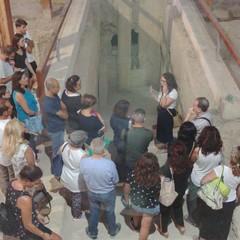 La Notte degli Ipogei 2019 Turisti a Canosa