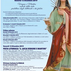 Festa S.Lucia 2019
