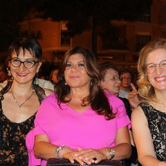 Gabriella Genisi con Luciana Fredella  e Rosanna Asselta