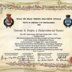 2011  - Pergamena Quirinale
