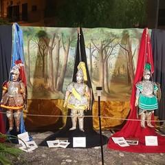 La Notte degli Ipogei 2019:  Le Marionette di Canosa