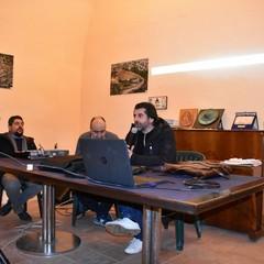 Canosa: Lorenzo Scaraggi ospite della Pro loco