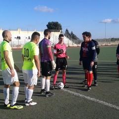 Arbitro :Cicciomessere Francesco della Sezione di Molfetta