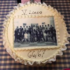 V Liceo 1966-67