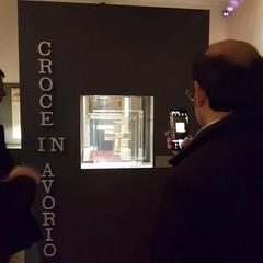 MUSEO DEI VESCOVI  CROCIFISSO D'AVORIO