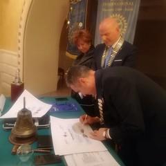 Gemellaggio Rotary di Canosa ed il Rotary di San Marco Argentano