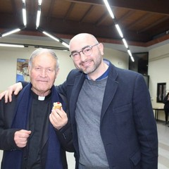 Don Raffaele Biancolillo e Don Michele Pace
