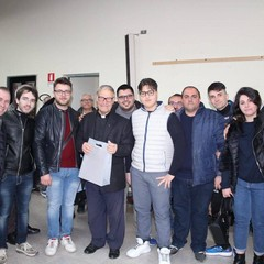 80° Compleanno di Don Raffaele Biancolillo