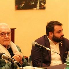 """""""MATTEO RENATO IMBRIANI ED I 100 ANNI DELL' AQP"""" Canosa di Puglia"""