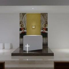 Nuovo Altare Chiesa S.Teresa del Bambin Gesù Canosa