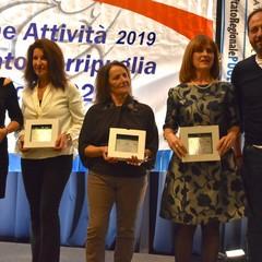 Bari CorriPuglia 2019  Angela Di Sibio 1 ° posto Atletica Pro Canosa