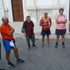 Canosa di Puglia -  Il cammino di San Nicola -Assessore Francesco Lops
