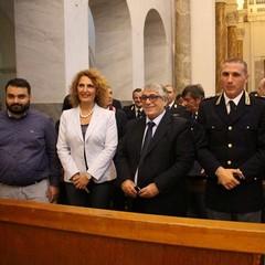 Canosa  Festa della Polizia 2016