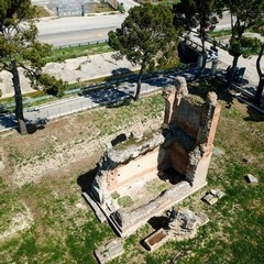 Canosa di Puglia:  Mausoleo Bagnoli