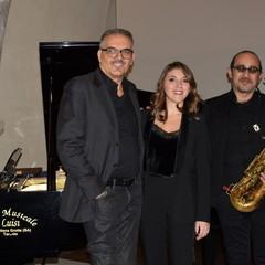 Bari:Domenico Balducci,Ramona Schino e Gianni Ladisa