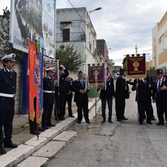 Cerimonia di intitolazione Viale Pasquale Cignarale- Canosa