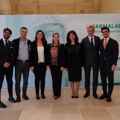 Delegazione governo albanese presso Farmalabor del dott. Sergio Fontana
