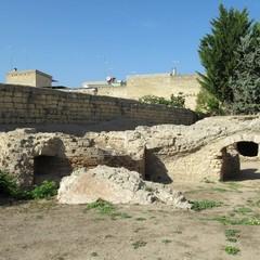 Archeologia Canosa di Puglia  Terme Lomuscio