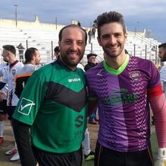 I capitani Santeramo e Fabio Sansonna