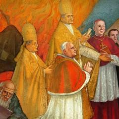 Capp.Americana,  Benedetto XV, Pio XI e Giov.XXIII -