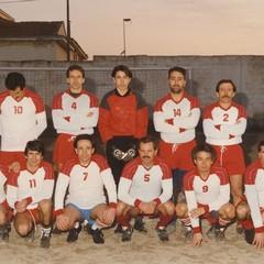 Paolo Casamassima calciatore dilettante  Canosa