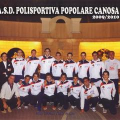 Paolo Casamassima Dirigente Polisportiva Popolare Canosa