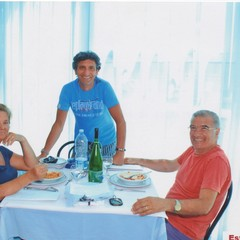 Paolo Casamassima, Giulia Ragosta e Sabino Casamassima
