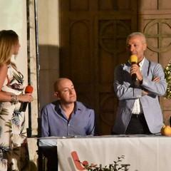 """Il Presidente della LILT BT Michele Ciniero al Forum """"La Percoca per la Salute"""""""