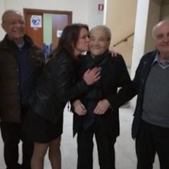Cinzia Sinesi e Savino Losmargiasso