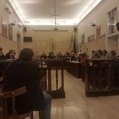 Canosa Consiglio Comunale del 27/02/2020