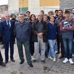 Familiari dell'Appuntato di P. S. Pasquale Cignarale