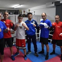 I fratelli Richard e Romain Carbone con Riccardo Di Palo e Danilo Mastrorillo