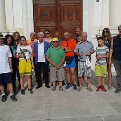 Canosa di Puglia -  Il cammino di San Nicola