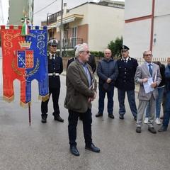 Il segretario generale Cgil Bat, Giuseppe Deleonardis