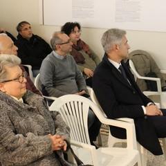 """Frammenti di città: lo scavo nel cantiere ing. Di Nunno in Via Moscatelli"""", 2020"""