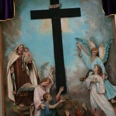 Dipinto Cappella Cimitero di Canosa di Puglia