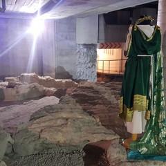 Domus romana di Colle Montescupolo Canosa di Puglia