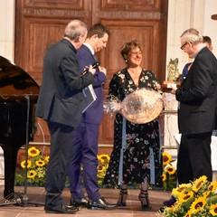 """XIX Edizione Premio Diomede """"Canusium"""" a Mons. Pasquale Iacobone  - Canosa"""