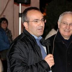 Don Vito Zinfollino e Mons. Mansi