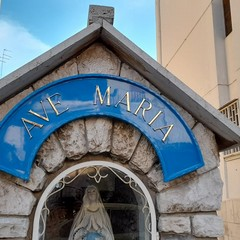 Canosa: Edicola mariana di Via Corsica